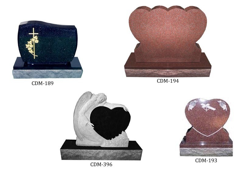 Shaped Monuments
